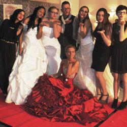 Okt 2014 Hochzeitsmesse und Modenschau in Moers * Bea´s Kleideratelier, Duisburg