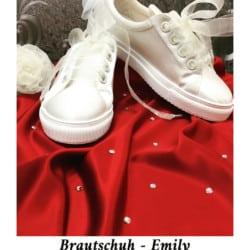 Sneaker Brautschuhe